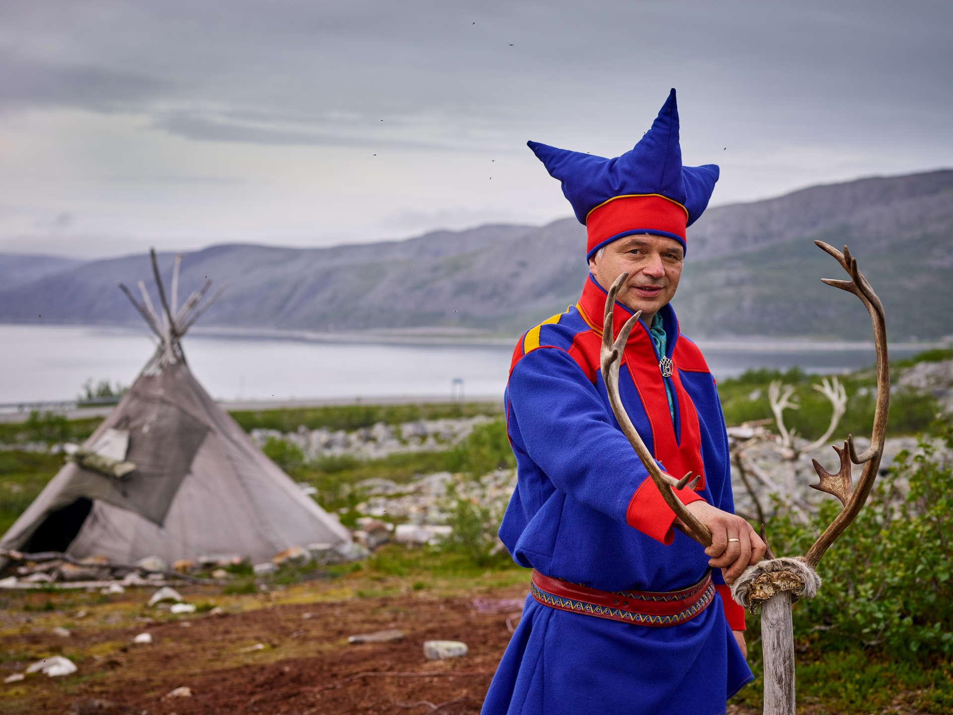 Visit Nordkyn Samisk Kultur